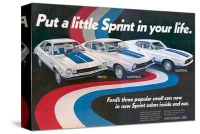 1972 Pinto Maverick Mustang
