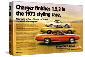 1973 Dodge Charger Rallye