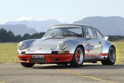 1973 Porsche 911 Carrera 2.8 RSR