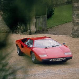 1974 Lamborghini Countach