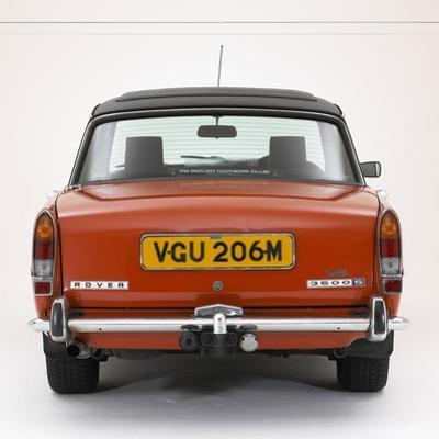 1974 Rover P6 3500S