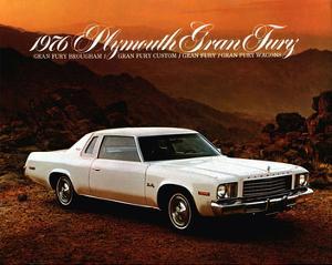 1976 Plymouth Gran Fury