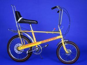 1976 Raleigh Chopper bicycle