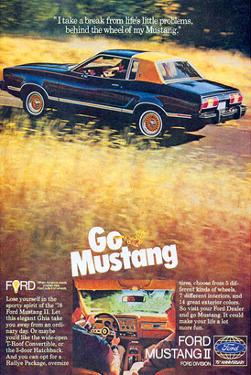 1978 Mustang - I Take a Break