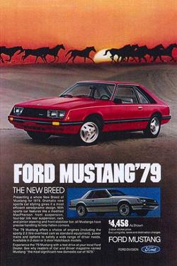 1979 Mustang - New Breed