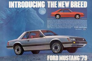 1979 Mustang Sport Car Styling