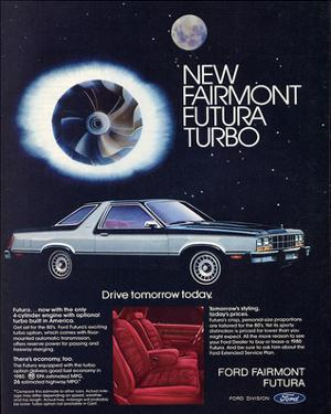 1980 Ford Fairmont Futuraturbo