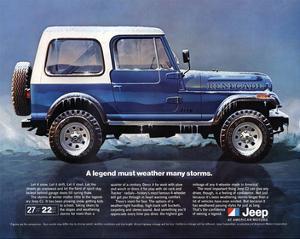 1980 Jeep Renegade - a Legend