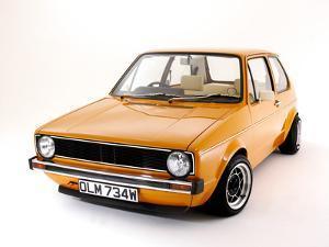 1980 VW Golf MK1