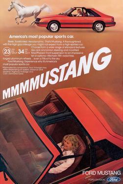 1981 Mmmmustang - Most Popular