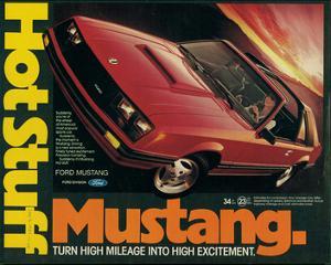 1981 Mustang - Hot Stuff