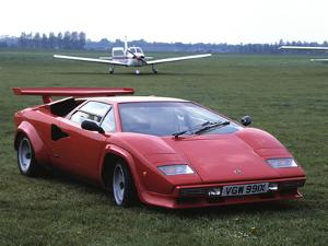 1982 Lamborghini Countach 400