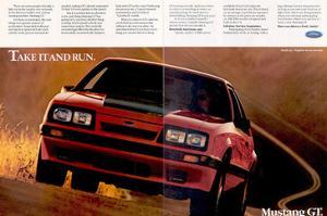 1986 Mustanggt-Take It and Run