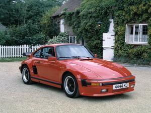 1987 Porsche 911 Turbo Sport