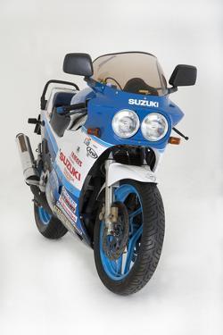 1988 Suzuki GSXR 750