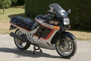 1989 Kawasaki ZX10E