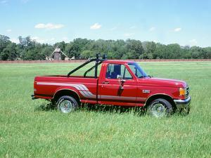 1991 Ford F150 pick up truck