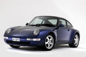 1993 Porsche 933
