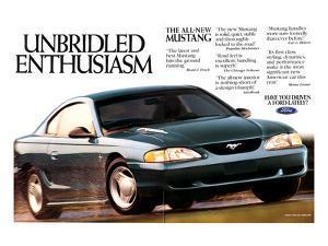 1994 Mustang - Enthusiasm