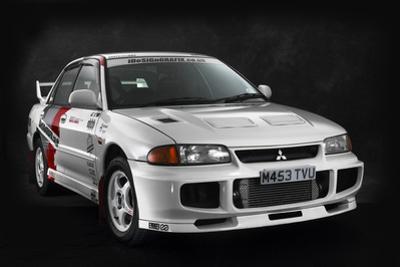 1995 Mitsubishi Lancer Evo 3