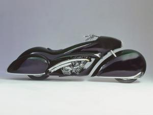 1996 Harley Davidson by Battistinis Custom