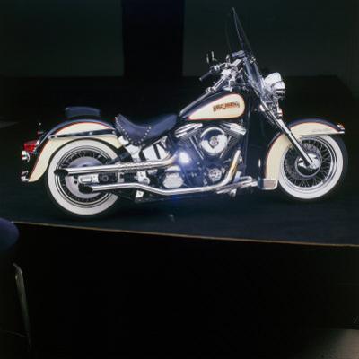 1996 Harley-Davidson, Custom Heritage Softail