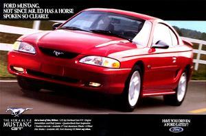 1996 Mustang-Spoken So Clearly
