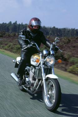 1996 Triumph Adventurer motorcycle