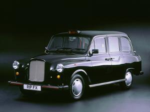 1997 London Taxis International FX4