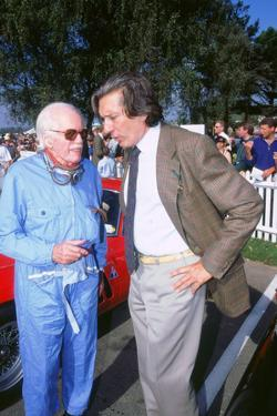 1998 Goodwood revival. Earl of March