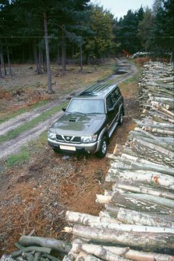 1998 Nissan Patrol GR