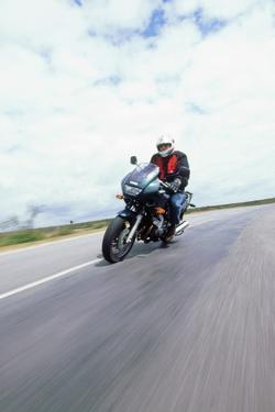 2000 Yamaha XJ 600s Diversion motorcycle