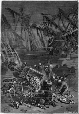 20000 Leagues under the Sea, Jules Verne