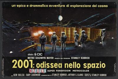 2001: A Space Odyssey - Italian Style
