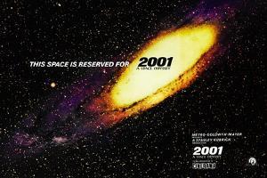 2001: a Space Odyssey, US Lobbycard, 1968