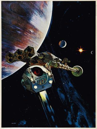 2001: A Space Odyssey, US poster, 1968