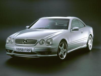 2001 Mercedes Benz CL 55 AMG V8