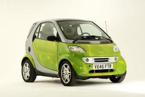2001 Smart car