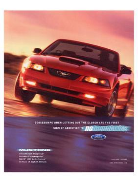 2002 Mustang-No Boundaries