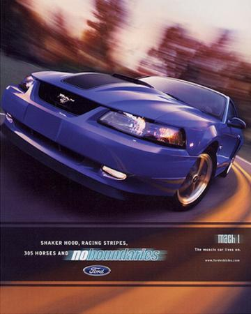 2003 Mustang- Muscle Car Lives