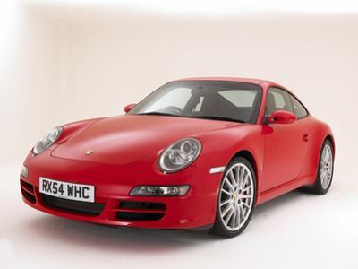 2004 Porsche 911 Carrera 2 S