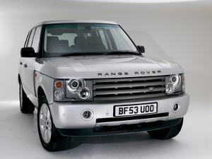2004 Range Rover Vogue
