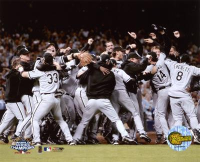2005 World Series White Sox Victory Celebration
