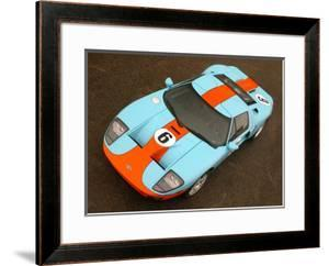 2006 Ford GT Heritage Livery