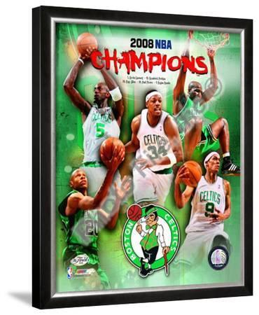 2007-08 Boston Celtics NBA Champions