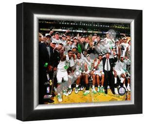 2007-2008 Boston Celtics NBA Finals Champions