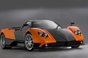 2007 Pagani Zonda Roadster F