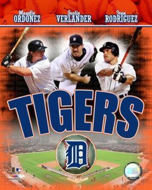 """2007 - Tigers """"Big 3"""""""