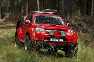 2007 Toyota HiLux Arctic Explorer