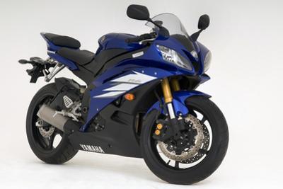 2007 Yamaha YZF-R6R